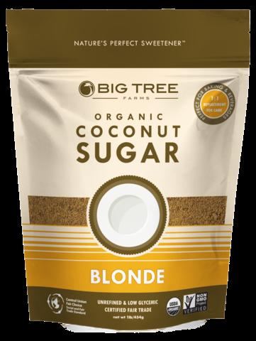 Image of Big Tree Farms Kokosblomst Sukker (500 g)