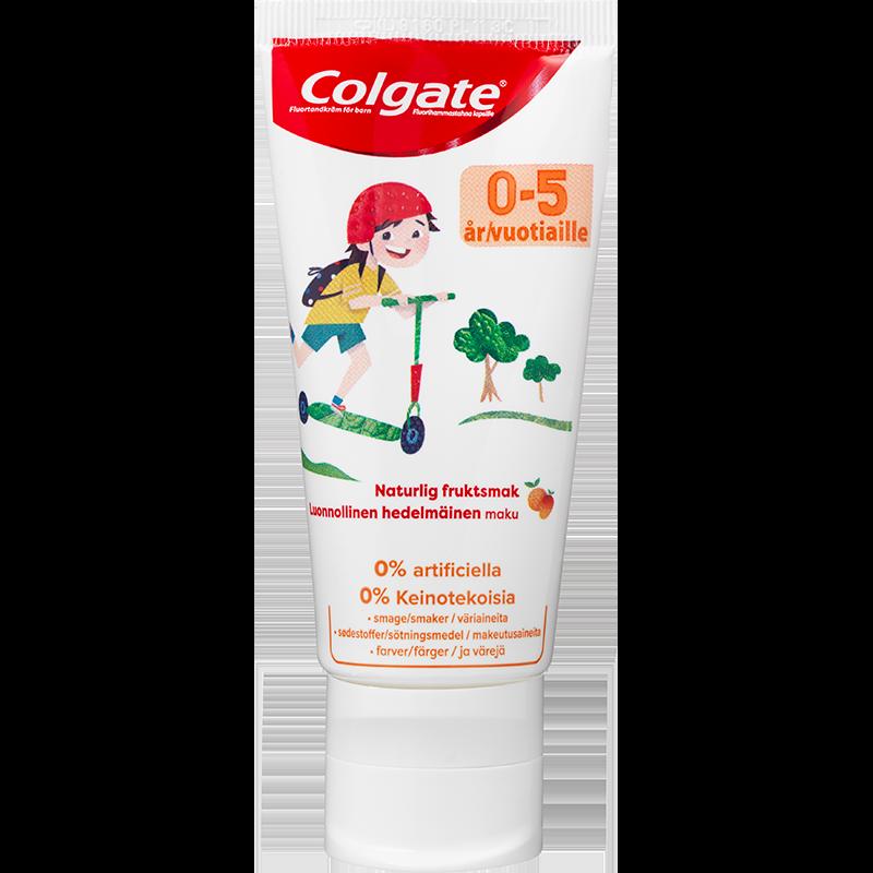 Colgate Kids 0-5 År Pure Tandpasta (50 ml)