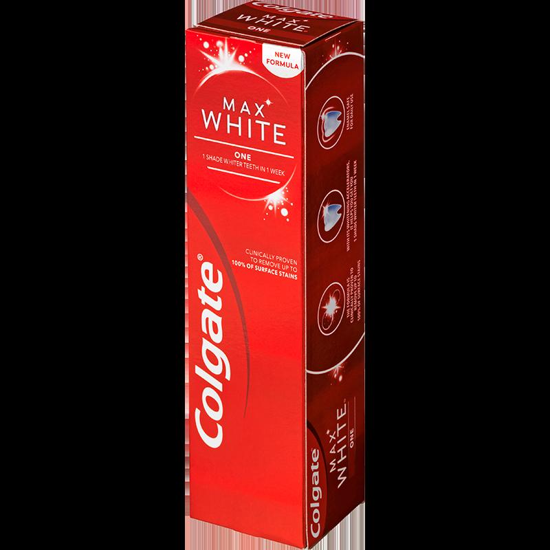 Colgate Max White One Tandpasta (75 ml)