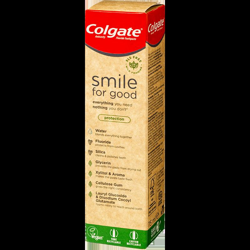 Colgate Smile For Good Protection Tandpasta (75 ml)