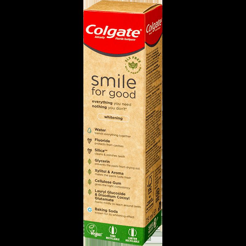 Colgate Smile For Good Whitening Tandpasta (75 ml)