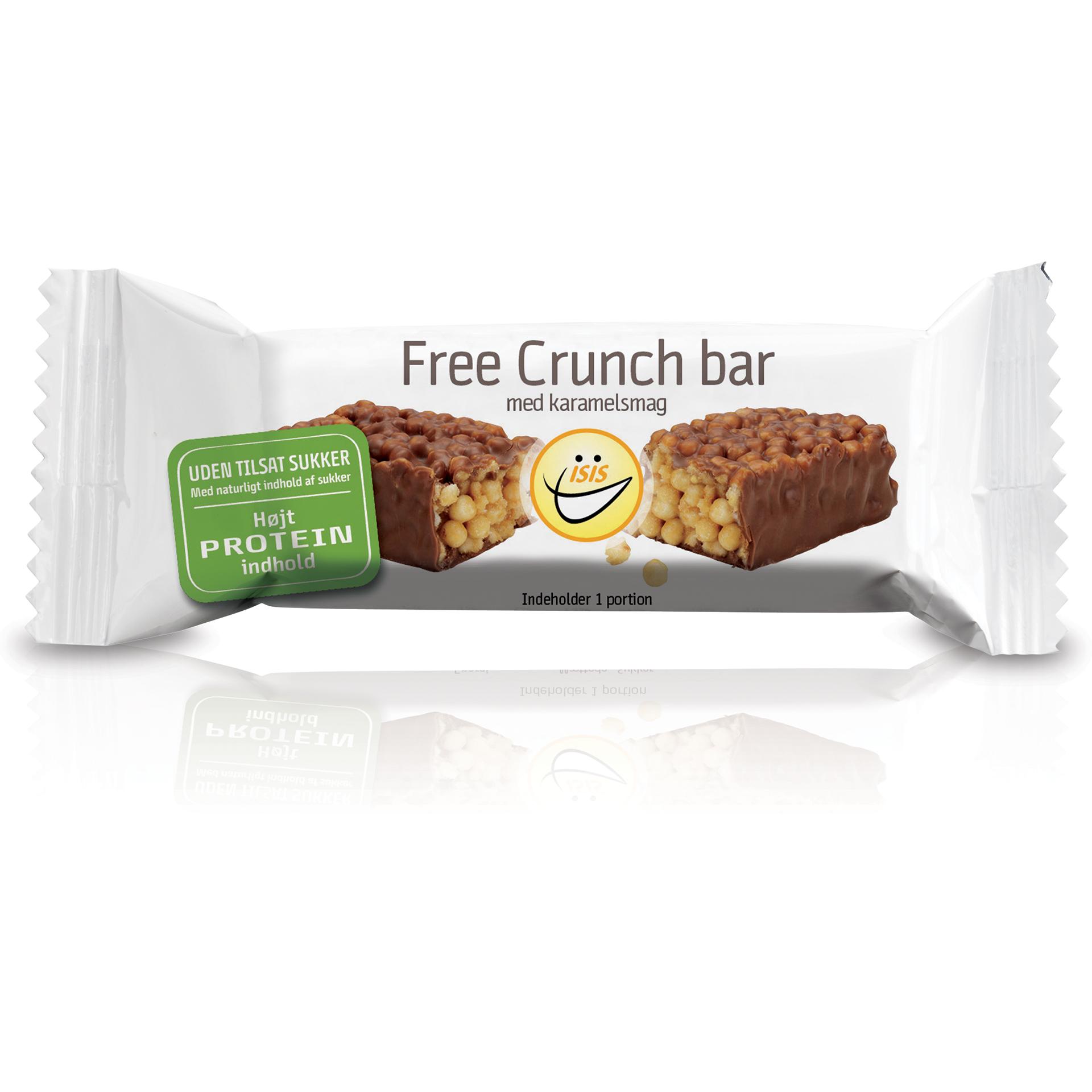 Image of EASIS Free Crunch Bar (25 stk)