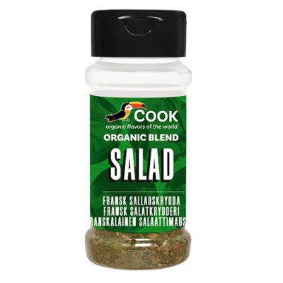 Cook Fransk Salatkrydderi Ø