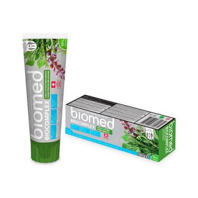 Organic Beauty Tandpasta Biocomplex Biomed (100 g)