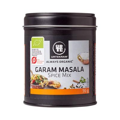Urtekram Garam Masala Spice Mix Ø (70 g)