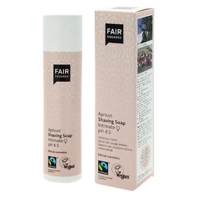 Shaving soap intimate
