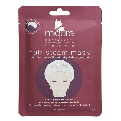 Masque Me Up Hair Steam Mask (1 stk)