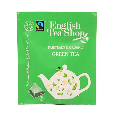 English Tea Shop Green Tea Ø (50 br)
