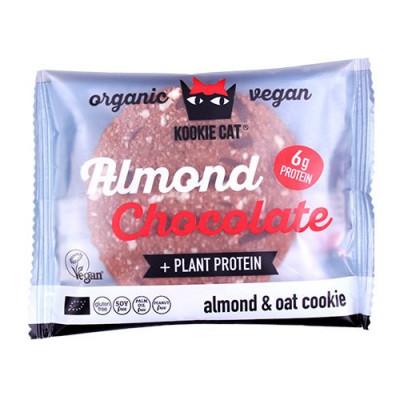 Kookie Cat Mandel Choko Ø (50 g)