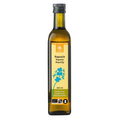 Urtekram Rapsolie Koldpresset Italien Ø (500 ml)