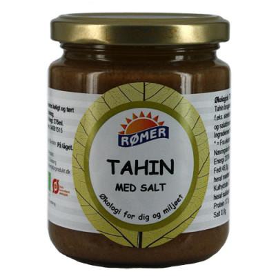Rømer Tahin M. Salt Ø (250 gr)