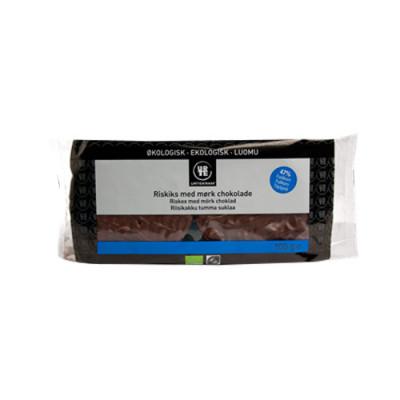 Urtekram Riskager m. Mørk Chokolade Ø (100 gr)