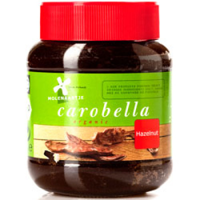 Carobella smørepålæg u.chokolade Ø 350 gr.