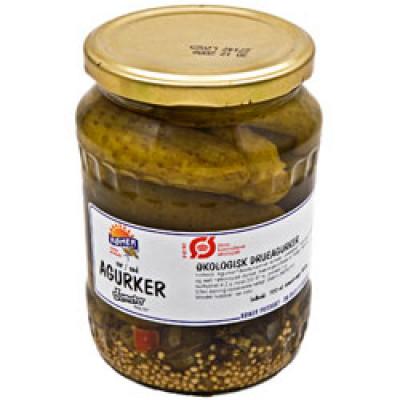 Rømer Agurker sur/sød Ø (720 ml)