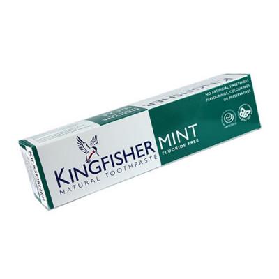 King Fisher Tandpasta med Mynte u/fluor (100 ml)