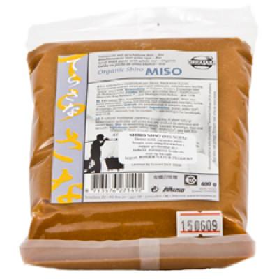 Miso Shiro, ris-soja 400 gr.