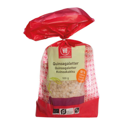 Urtekram Galet Quinoa Ø (100 gr)