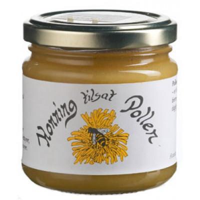 Honning m. pollen (250 gr)
