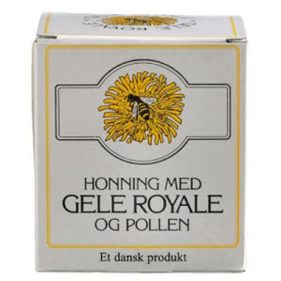 Honning med Gele Royale og Pollen (250 g)