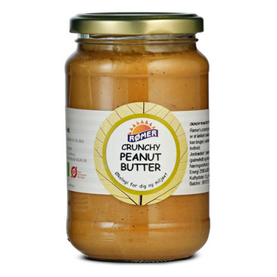Rømer Crunchy Peanut Butter Ø (370 ml)