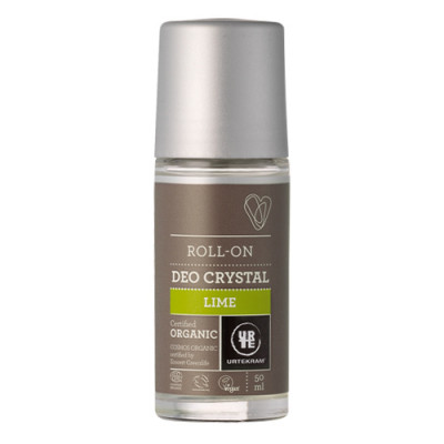 Urtekram Deo Krystal Roll-on Lime Ø (50 ml)