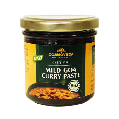 Cosmoveda Mild Goa Curry Paste Ø (175 gr)