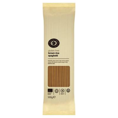 Doves Brun Ris Spaghetti gl.fri. Ø (500 gr)