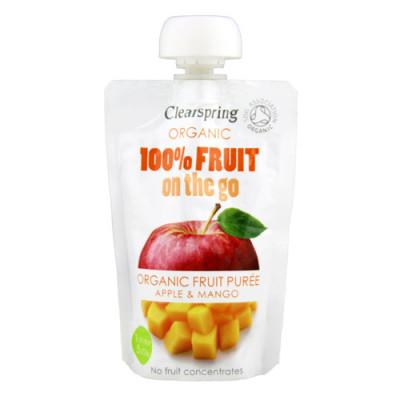 Æble/Mango Fruit On The Go Ø (100 gr)