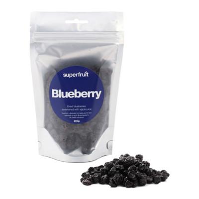 Superfruit Blåbær (200 g)