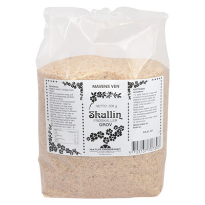 Natur Drogeriet Skallin grov (500 gr)