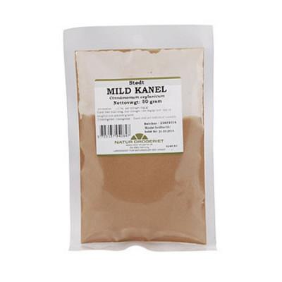 Natur Drogeriet Kanel Mild Stødt Ceylon (50 gr)