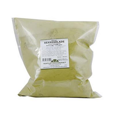 Natur Drogeriet Sennesblade Pulver (1000 gr)