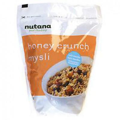 Mysli Honey Crunch Nutana 650 gr.