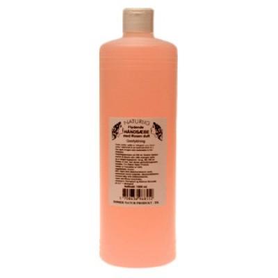 Håndsæbe Flydende Rose Genfyld (1 liter)