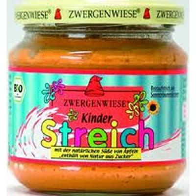 Børne-tomat smørepålæg Ø 180 gr.