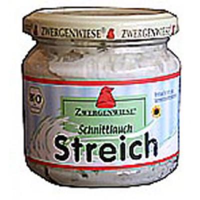 Veg. smørepålæg purløg Ø 180 gr.