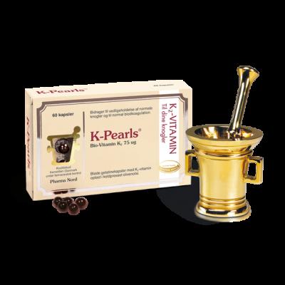 K-Pearls - 60 kaps.