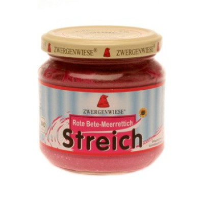 Rødbede - Peberrod veg. smørepålæg Ø 180 gr.