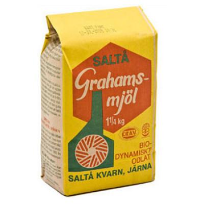 Rømer Grahamsmel Ø Saltå Kvarn (1,25 kg)