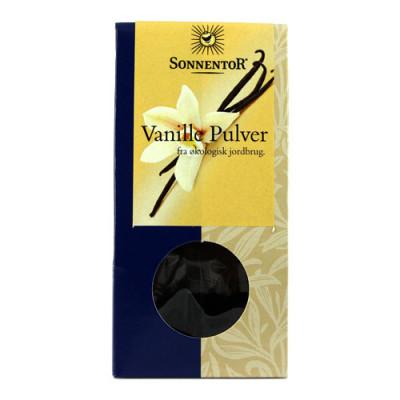 Rømer Vanillepulver Sonnentor Ø (10 gr)