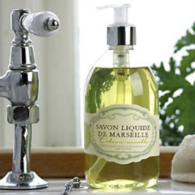 Savon Liquide De Marseille Håndsæbe Flydende Citron-Mynte (500 ml)