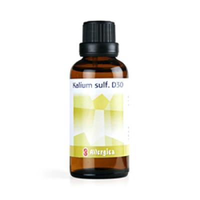 Cellesalt 6: Kalium sulf.D30, 50 ml.