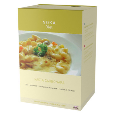 Noka Pasta Carbonara (350 gr)