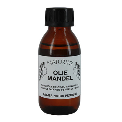 Mandelolie 100 ml.
