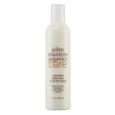 John Masters Organics Duftfri Body BARE Milk (236ml)