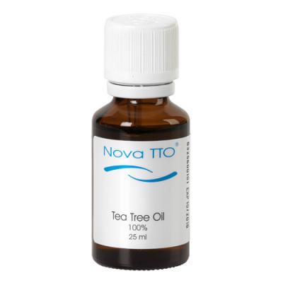 Nova TTO Tea Tree Oil 100 % (25 ml)