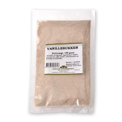Natur Drogeriet Vanillesukker (100 gr)