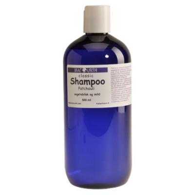 MacUrth Classic Shampoo Patchouli Sensuel (500 ml)