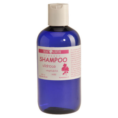Macurth Shampoo Vildrose (250 ml)
