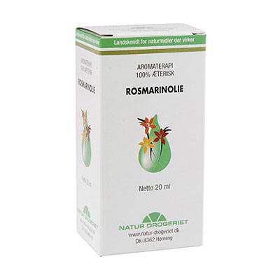 Rosmarinolie æterisk (20 ml)
